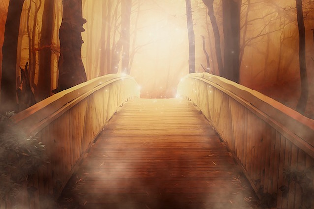 Meditieren als spirituelle Brücke